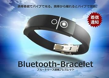 6c6e7aeb51 Amazon|Bluetooth ブレスレット iPhone スマートフォン 着信 通知 ...
