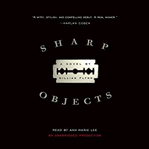 Sharp Objects Audiobook