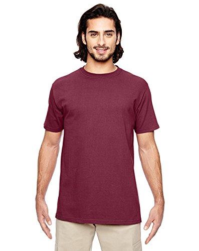 Organic Hemp Shirt (econscious Men's Organic Cotton Classic Short Sleeve T Shirt, Manzanita, Medium)