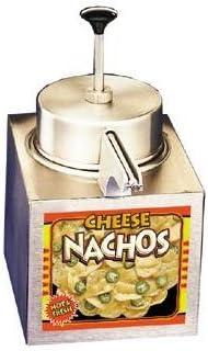 APW Wyott lccw Nacho queso calentador, iluminado, Bomba tipo ...
