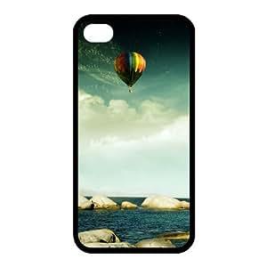 Custom Balloon Back case for iphone4,4S JN4S-252