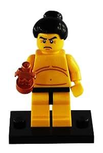 LEGO 8803 Minifigures - Figura coleccionable: luchador de sumo