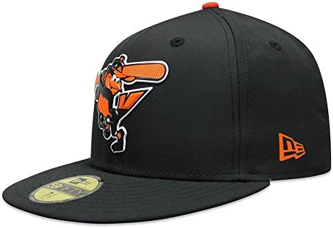 on sale 56c0c 0c894 Baltimore Orioles New Era 2018 On-Field Prolight Batting Practice 59FIFTY  Fitted Hat – Black
