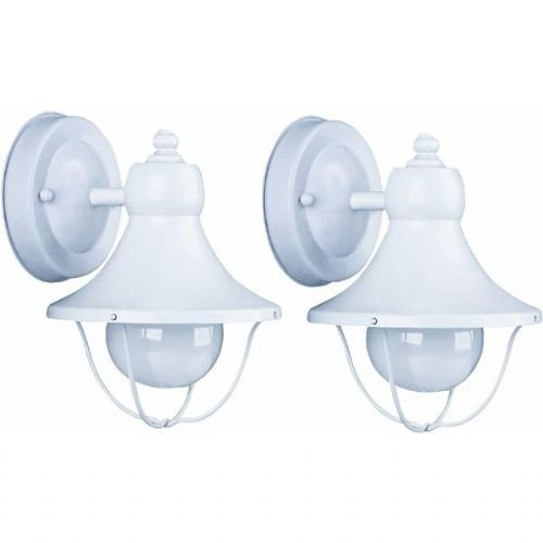 Canarm Imports - White Outdoor Fixture by Canarm Imports