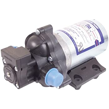 Shurflo industrial pump 198 gph 115 volt 12in model 2088 594 shurflo 2088 492 444 park model fresh water pump ccuart Choice Image