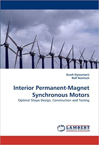 Forum bøger download Interior Permanent-Magnet Synchronous Motors: Optimal Shape Design, Construction and Testing PDF CHM ePub 3843392676
