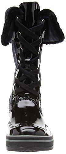 Rocket Dog Suri - Botas estilo motero de sintético mujer Negro (black ramones)