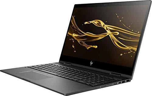 "2019 HP Envy x360 15.6"" FHD Touchscreen 2-in-1 Laptop Computer, AMD Ryzen 5 2500U Quad-Core up to 3.6Ghz(Beat I7-7500U), 16GB DDR4, 512GB SSD, 802.11AC WiFi, Bluetooth 4.2, USB-C 3.1, HDMI, Windows 10"