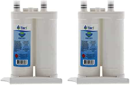 2 Pack Tier1 WF2CB Frigidaire PureSource2, Electrolux NGFC 2000, 1004-42-FA, 469911, 469916, FC 100 Replacement Refrigerator Water Filter