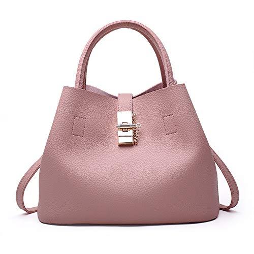 Borsa Borsa a tracolla Style a moda tracolla rosa Xmy 4Rj5LA