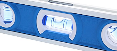 Empire EM81.9 True Blue 9-Inch Heavy-duty Magnetic Aluminum Torpedo Level (Twin Pack) by EMPIRE (Image #5)