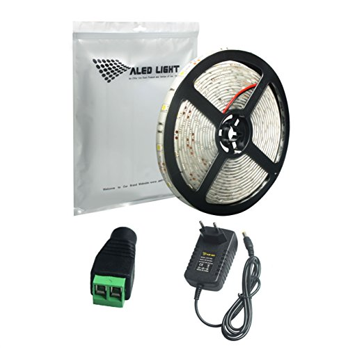Tira LED impermeable de 5m Aled Light con 150 LEDs