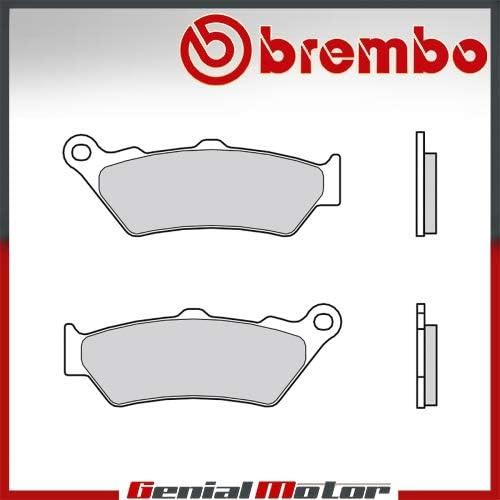 Original Brembo Plaquette De Frein Jeu plaquettes de frein arrière BMW