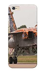 Appearance Snap-on Case Designed For Iphone 6 Plus- Aircraft Army Aack Sepecat Jaguar Fighter Jet Military French Uk (best Gifts For Lovers)