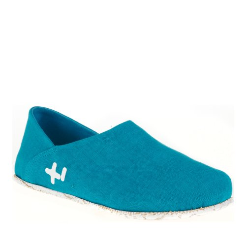 Zapatos Otz 300gms Lino Fluro Azul