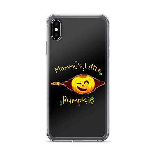 iPhone Xs Max Pure Case Cover Mommy's Little Pumpkin -