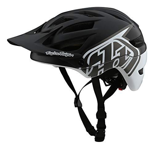 Troy Lee Designs A1 MIPS Helm Classic Zwart/Wit 2020 Fietshelm