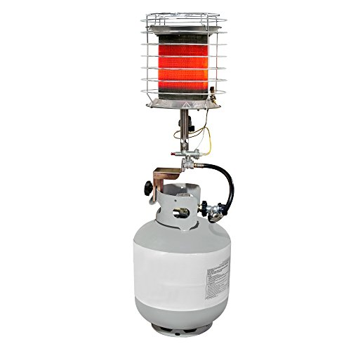 portable propane gas heater - 1