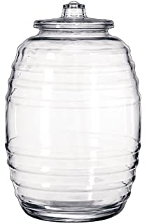Libbey Glass Barrel Wholesale Price, 20 Liter
