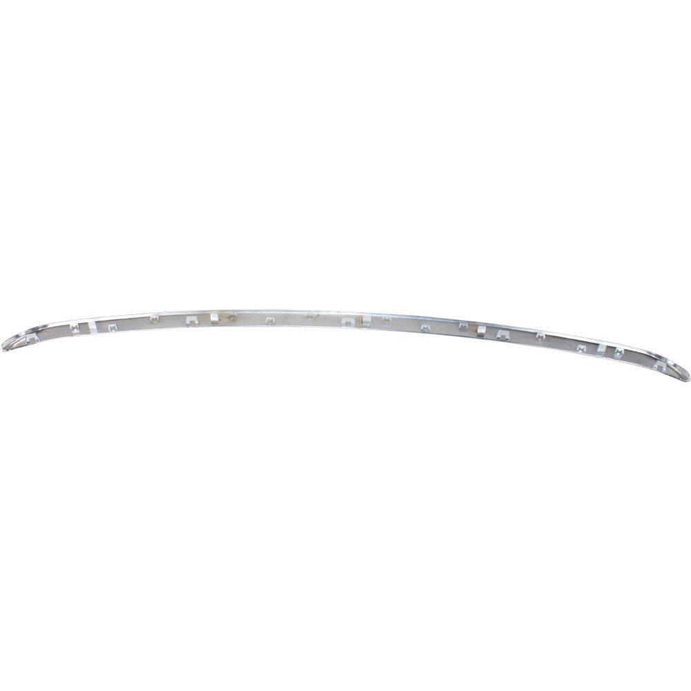 Bumper Trim for Chrysler 300 05-10 Rear Strip Plastic Chrome