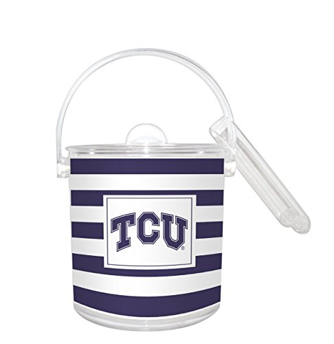 Texas Christian Ice Bucket by The College Artisan (Image #1)