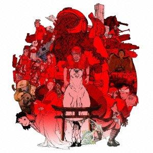 Animation Soundtrack - Short Peace (Theatrical Anime) Original Soundtrack [Japan CD] LACA-15310