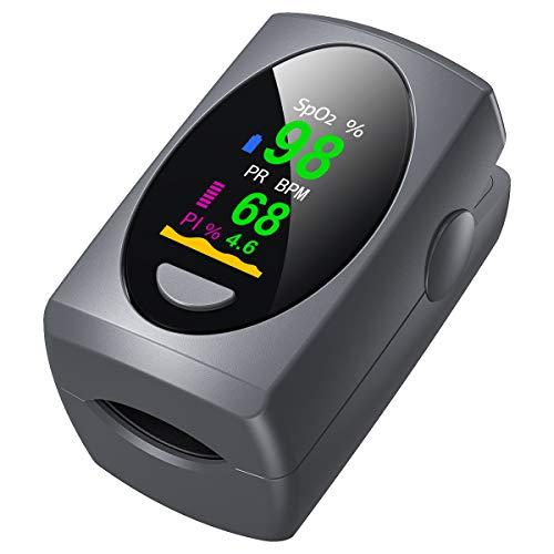 Pulse Oximeter Fingertip Portable