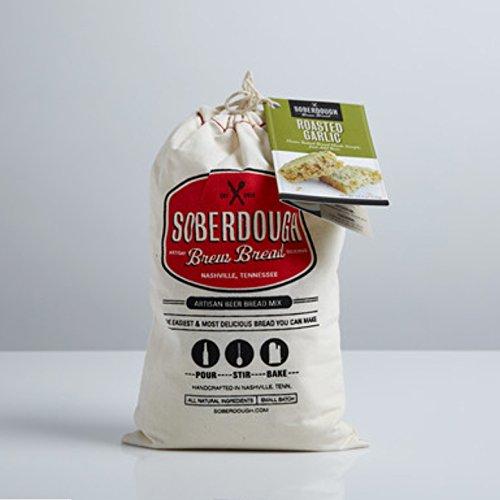 Soberdough Beer Bread Mixes - Various flavors (Roasted Garlic)