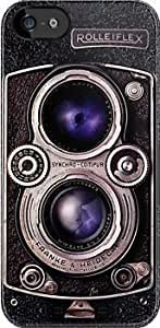 SUUER Rolleiflex Camera Custom Hard CASE for iPhone ipod touch4 Durable Case Cover