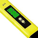 Digital pH Meter with 3 Set of pH Buffer