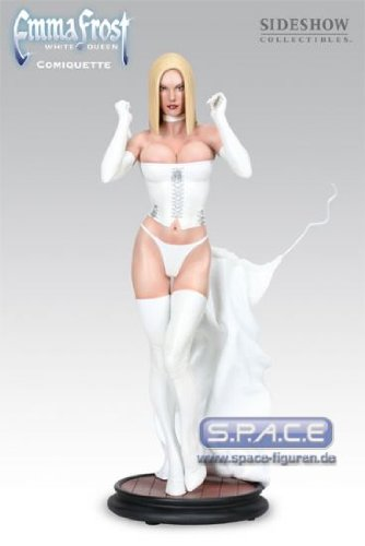 Emma Frost - White Queen Comiquette - Emma Frost White Queen