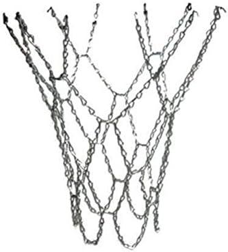 WINOM, red de pesadas cadenas de metal para canasta de baloncesto ...