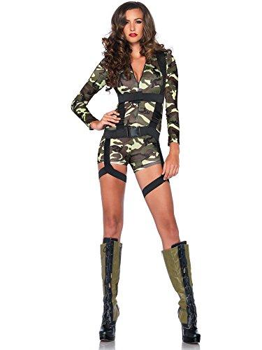 Goin' Commando Adult Costume - (Army Girl Costume)