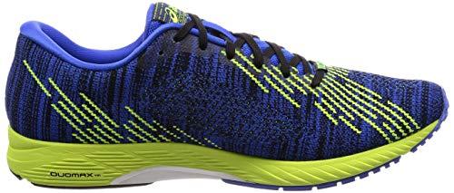 ds Asics Running Gel Blue Trainer Blu black Da Uomo Scarpe illusion 24 400 4q5qr6S