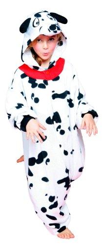 Big Boys' Dalmation Pajama Costume