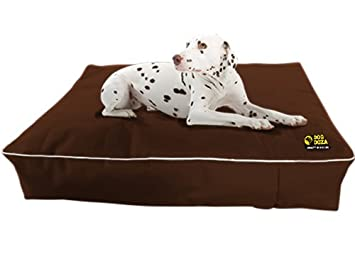 Colchón de espuma viscoelástica 100% resistente al agua para perro Doza: Amazon.es: Productos para mascotas