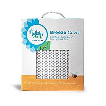 Amazon.com: Lullaby Earth Breeze transpirable lavable Cuna ...