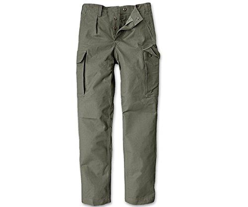 Coka-Tex - Pantalon - Cargo - Uni - Homme vert Oliv
