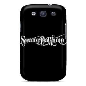 Bernardrmop Premium Protective Hard Case For Galaxy S3- Nice Design - Swampdawamp