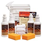 Bridgepoint Hydro-Force Leather Cleaning Kit
