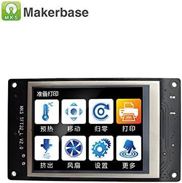 MKS TFT32 Impresora 3D Pantalla táctil 3.2