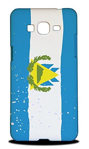 Foxercases Design El Salvador Country Flag Hard Back Case Cover For Samsung Galaxy Grand Prime