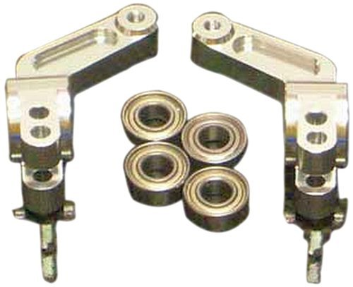 ST Racing Aluminum Oversized Rear Hub Carrier for Traxxas 2WD Electrics