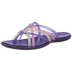 crocs Women's Huarache Flip-Flop