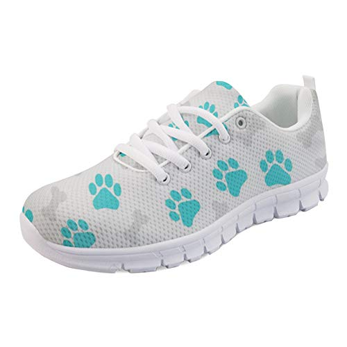 Sports Summer Music Women Sneakers Coloranimal Shoes 8 Spring Flat for Running Cat Piano With Walking 05xapw4q