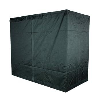 100% Reflective Mylar Hydroponics Grow Tent Non Toxic Hydro Dark Room Box Hut  sc 1 st  Amazon.com & Amazon.com : 100% Reflective Mylar Hydroponics Grow Tent Non ...
