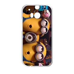 GKCB Mischievous Minions Cell Phone Case for HTC One M8
