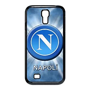 Printed Cover Protector Samsung Galaxy S4 I9500 Cell Phone Case Black napoli Anppr Printed Cover Protector
