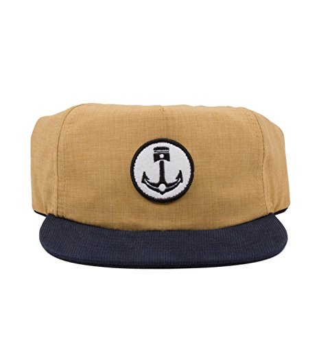 Iron Resin Talla marrón Hombre única marrón and béisbol Gorra de para r5nwxrFgqz