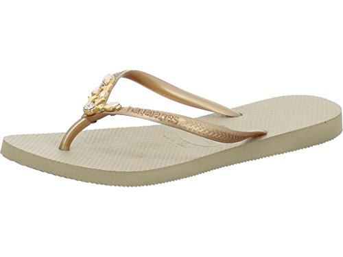 Lux Sandalo Donna Gold Havaianas Sandalo Donna Havaianas Lux qvwS6nIB